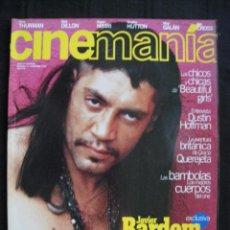 Cine: REVISTA CINEMANIA - Nº 14 - NOVIEMBRE 1996.. Lote 102739039