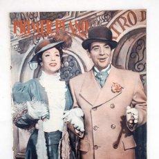 Cinéma: PRIMER PLANO REVISTA ESPAÑOLA DE CINEMATOGRAFÍA 845. N.º EXTRA. CARMEN MORELL PEPE BLANCO, 1956. Lote 102802666