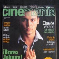 Cine - REVISTA CINEMANIA - Nº 33 - JUNIO 1998. - 102941059