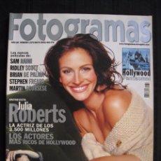 Cine: REVISTA FOTOGRAMAS - Nº 1.879 - MAYO 2000.. Lote 103126611