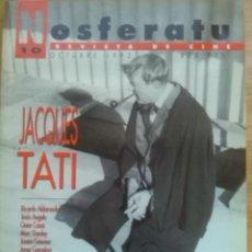 Cine: NOSFERATU 10.JACQUES TATI. 1992. Lote 103389067