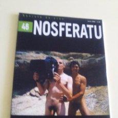 Cine: REVISTA DE CINE NOSFERATU. Nª 46. MARC RECHA AL DESNUDO. JUNIO 2004. NUEVA. NUNCA USADA.. Lote 103802919