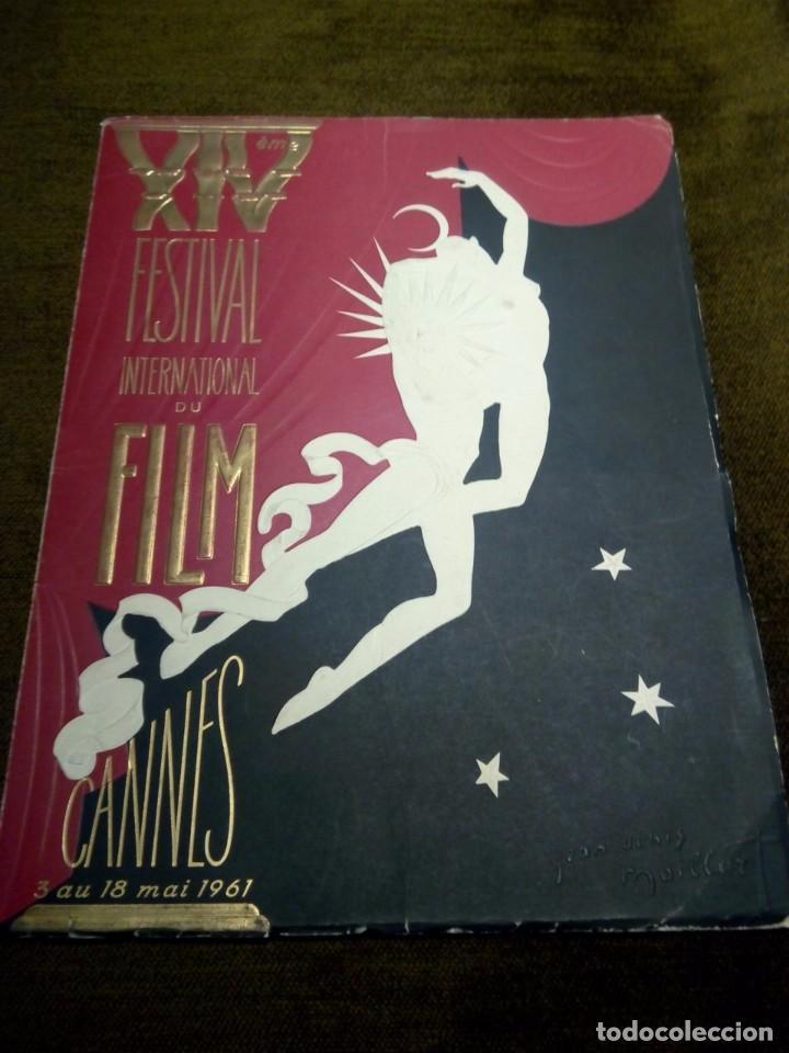 REVISTA XIV EDICION FESTIVAL DE CANNES AÑO 1969 (Cine - Revistas - Otros)
