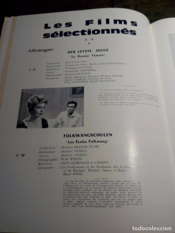Cine: Revista XIV edicion festival de Cannes año 1969 - Foto 3 - 103803167