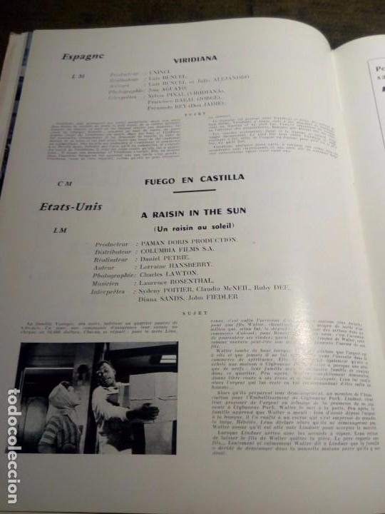 Cine: Revista XIV edicion festival de Cannes año 1969 - Foto 4 - 103803167