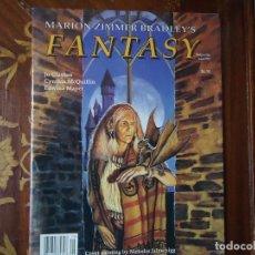 Cine: REVISTA. FANTASY, Nº 29, DE 1995, NUEVA. EN INGLÉS. MAGAZINE OF MARION ZIMMER BRADLEY'S, NEW UNUSED. Lote 103998563