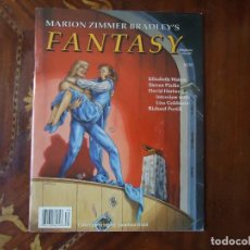 Cine: REVISTA. FANTASY, Nº 30, DE 1996, NUEVA EN INGLÉS. MAGAZINE OF MARION ZIMMER BRADLEY'S, NEW UNUSED.. Lote 103998591
