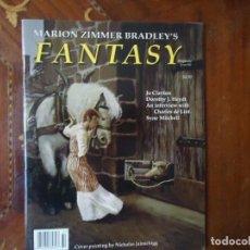 Cine: REVISTA. FANTASY, Nº 32, DE 1996, NUEVA EN INGLÉS. MAGAZINE OF MARION ZIMMER BRADLEY'S, NEW UNUSED.. Lote 103998655