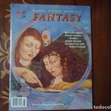 Cine: REVISTA. FANTASY, Nº 33, DE 1996, NUEVA EN INGLÉS. MAGAZINE OF MARION ZIMMER BRADLEY'S, NEW UNUSED.. Lote 103998671