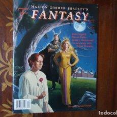 Cine: REVISTA. FANTASY, Nº 35, DE 1997, NUEVA. EN INGLÉS. MAGAZINE OF MARION ZIMMER BRADLEY'S, NEW UNUSED.. Lote 103998723