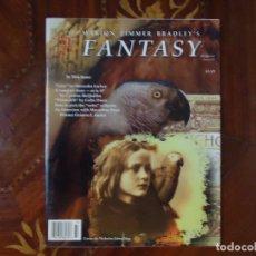 Cine: REVISTA. FANTASY, Nº 37, DE 1997, NUEVA EN INGLÉS. MAGAZINE OF MARION ZIMMER BRADLEY'S, NEW UNUSED.. Lote 103998803