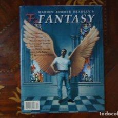 Cine: REVISTA. FANTASY, Nº 39, DE 1998, NUEVA EN INGLÉS. MAGAZINE OF MARION ZIMMER BRADLEY'S, NEW UNUSED.. Lote 103998827