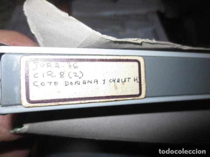 Cine: ANTIGUA CINTA cine Super 8 CASERA MILITAR JURA CIR 8 COTO DOÑA ANA CHALET HUELVA - Foto 5 - 105077427