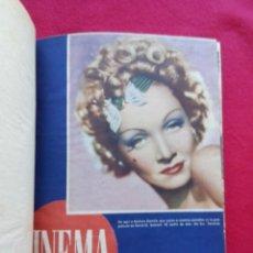 Cine: DEL 1 AL 30 EN 2 TOMOS (30 REVISTAS) 1946 A JUNIO 1947 30 CMS 3500 GRS . Lote 105235103
