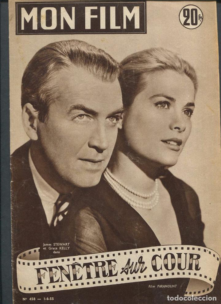Mon Film Revista James Stewart Grace Kelly La V Comprar Revistas