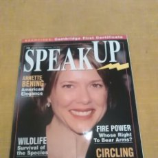 Cine: SPEAKUP REVISTA DE CINE. Lote 105857939