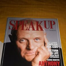 Cine: SPEAKUP REVISTAS DE CINE. Lote 105860159
