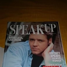 Cine: SPEAKUP REVISTAS DE CINE. Lote 105860387