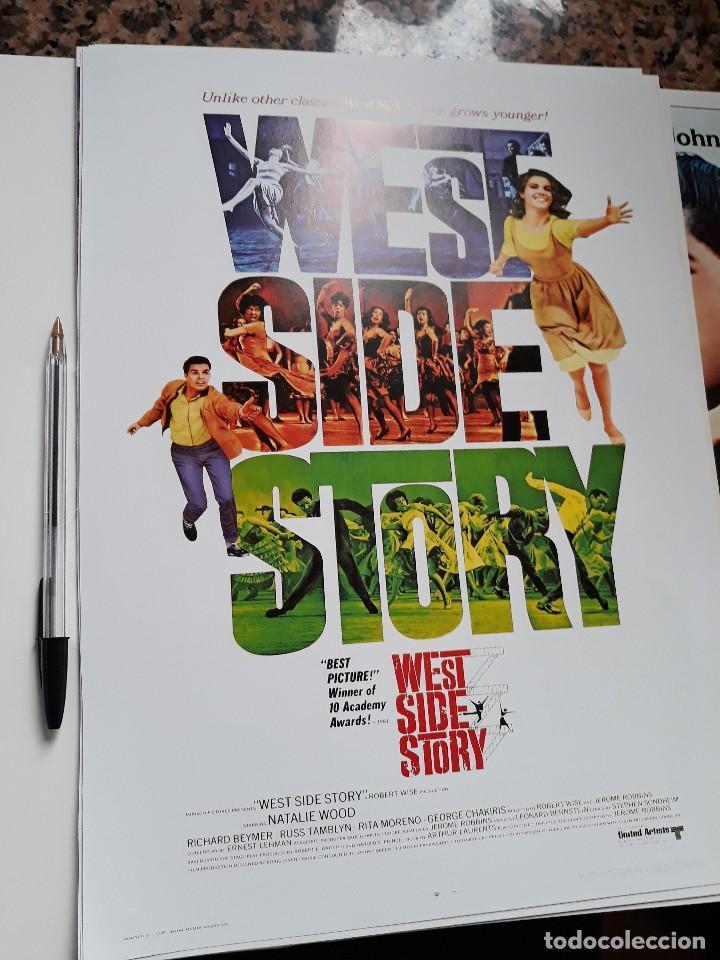 POSTER 26 X 36 CMS WEST SIDE STORY NATALIE WOOD (Cine - Reproducciones de carteles, folletos...)