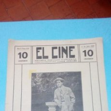Cine: REVISTA EL CINE 1916 1 DE JULIO Nº 233 AÑO V EDUARDO COXEN REVISTA POPULAR ILUSTRADA 10 CTS. 20 PGS.. Lote 106011507