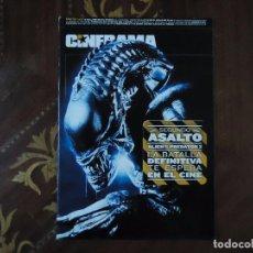 Cine: REVISTA. CINERAMA, ENERO 08, NÚMERO 157, CON TODAS LAS NOVEDADES DE LOS ESTRENOS. 60 PÁGINAS.. Lote 106029971