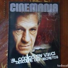 Cine: REVISTA. CINEMANÍA, NÚMERO, 128 MAYO 2006. Lote 106093739