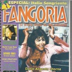 Cine: FANGORIA 9. Lote 106335935
