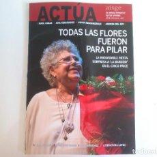 Cine: REVISTA ACTÚA Nº 51 ABRIL-JUNIO 2017. Lote 106564423