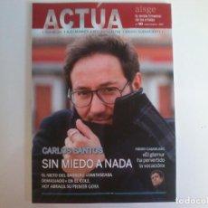 Cine: REVISTA ACTÚA Nº 50 ENERO-MARZO 2017. Lote 106564611
