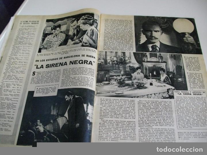 Cine: CAMARA REVISTA DE CINE AÑO 1947 Nº 104 EN PORTADA LILLI PALMER VER TODAS MIS REVISTAS - Foto 4 - 106618063