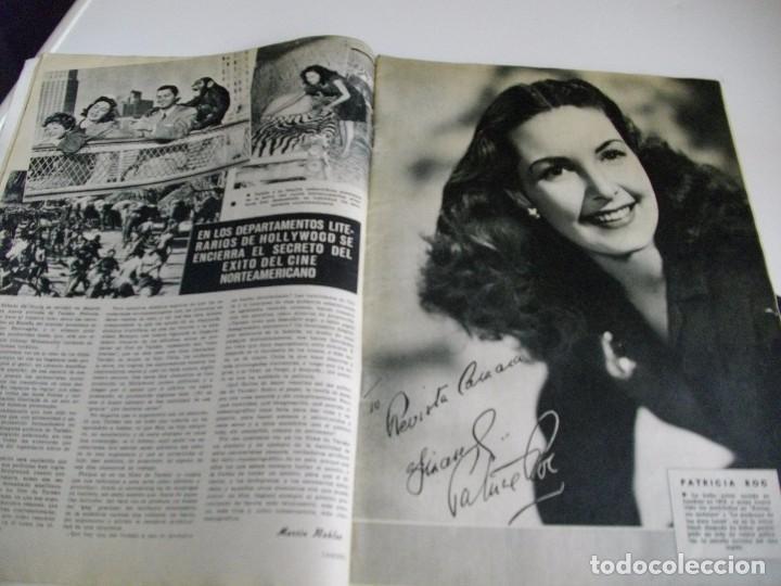 Cine: CAMARA REVISTA DE CINE AÑO 1947 Nº 104 EN PORTADA LILLI PALMER VER TODAS MIS REVISTAS - Foto 5 - 106618063