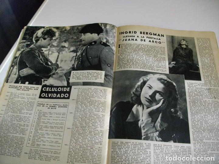 Cine: CAMARA REVISTA DE CINE AÑO 1947 Nº 104 EN PORTADA LILLI PALMER VER TODAS MIS REVISTAS - Foto 12 - 106618063
