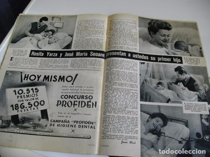 Cine: CAMARA REVISTA DE CINE AÑO 1947 Nº 104 EN PORTADA LILLI PALMER VER TODAS MIS REVISTAS - Foto 14 - 106618063
