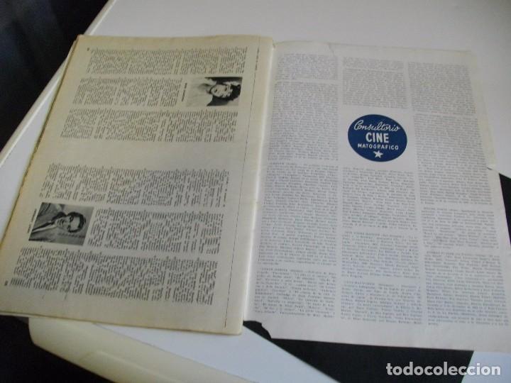 Cine: CAMARA REVISTA DE CINE AÑO 1947 Nº 104 EN PORTADA LILLI PALMER VER TODAS MIS REVISTAS - Foto 15 - 106618063
