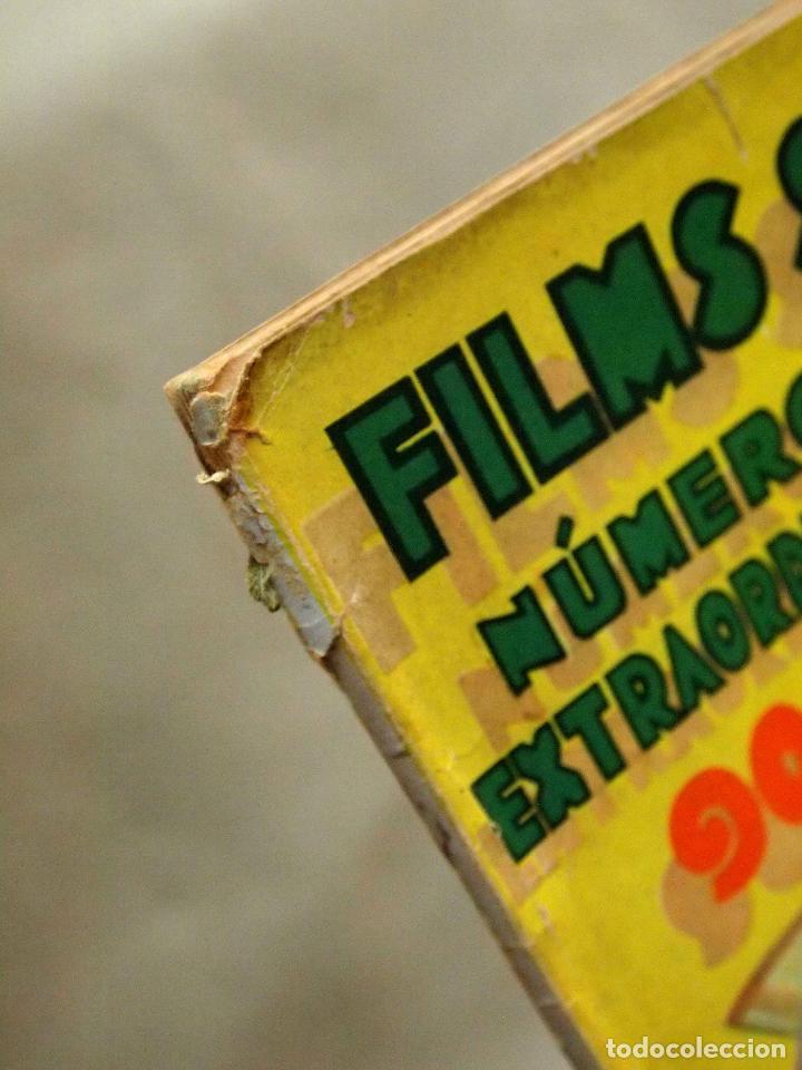 Cine: REVISTA DE CINE, FILMS SELECTOS, NUMERO EXTRAORDINARIO, OCTUBRE DE 1934, DOLORES DEL RIO - Foto 3 - 106732047