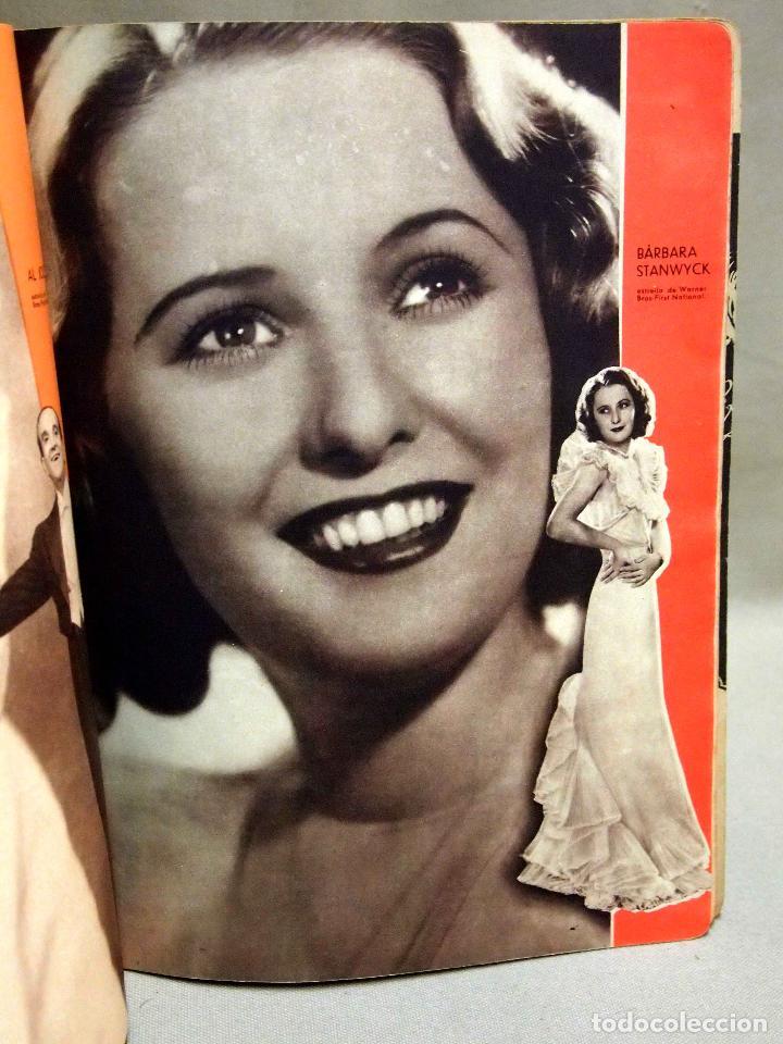 Cine: REVISTA DE CINE, FILMS SELECTOS, NUMERO EXTRAORDINARIO, OCTUBRE DE 1934, DOLORES DEL RIO - Foto 7 - 106732047