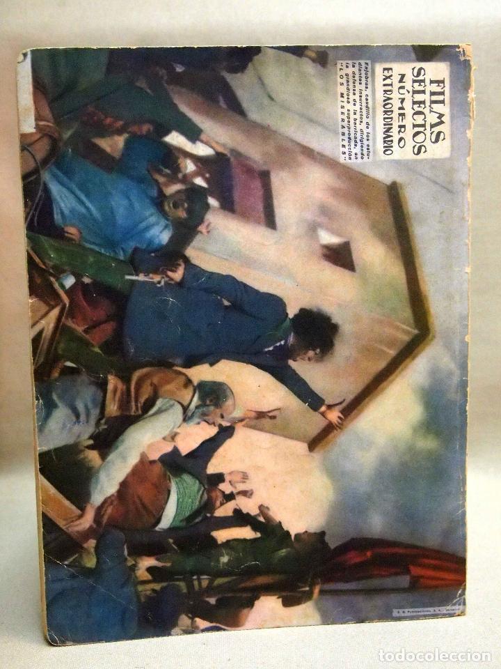 Cine: REVISTA DE CINE, FILMS SELECTOS, NUMERO EXTRAORDINARIO, OCTUBRE DE 1934, DOLORES DEL RIO - Foto 12 - 106732047