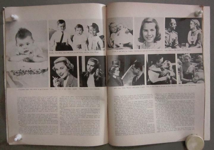 Cine: YC99 GRACE KELLY COLECCION DE 8 REVISTAS AMERICANAS 50s - Foto 5 - 106940667