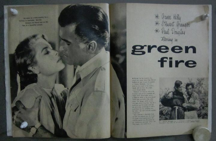 Cine: YC99 GRACE KELLY COLECCION DE 8 REVISTAS AMERICANAS 50s - Foto 8 - 106940667