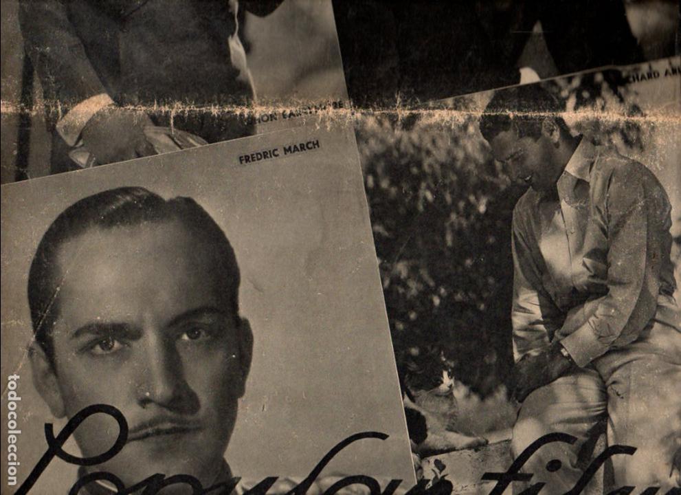POPULAR FILM Nº 551 - 18 MARZO 1937 (Cine - Revistas - Popular film)