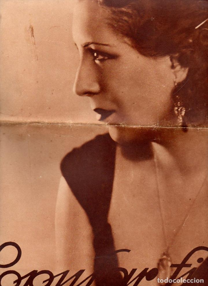 POPULAR FILM Nº 525 - 17 SEPTIEMBRE 1936 (Cine - Revistas - Popular film)