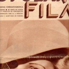 Cine: POPULAR FILM Nº 455 - 9 MAYO 1935. Lote 107737927