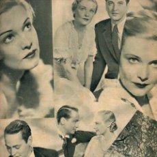 Cine: POPULAR FILM Nº 432 - 29 NOVIEMBRE 1934. Lote 107738555