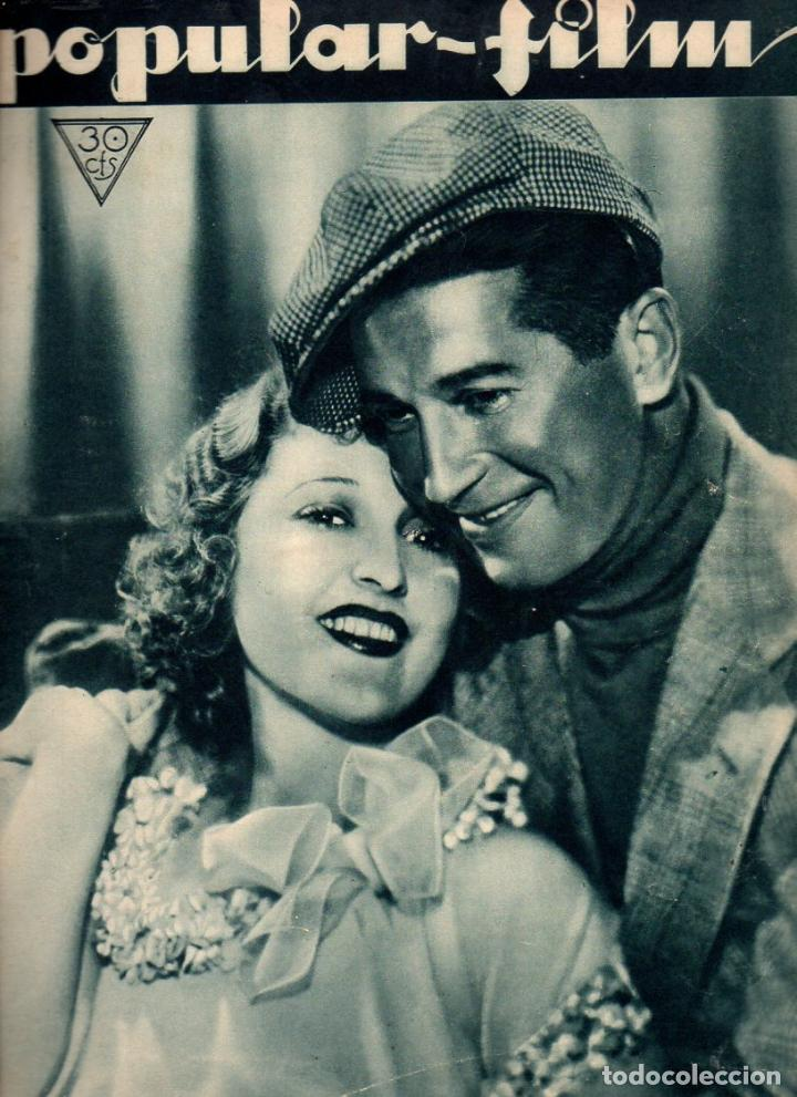 POPULAR FILM Nº 337 - 26 ENERO 1933 (Cine - Revistas - Popular film)