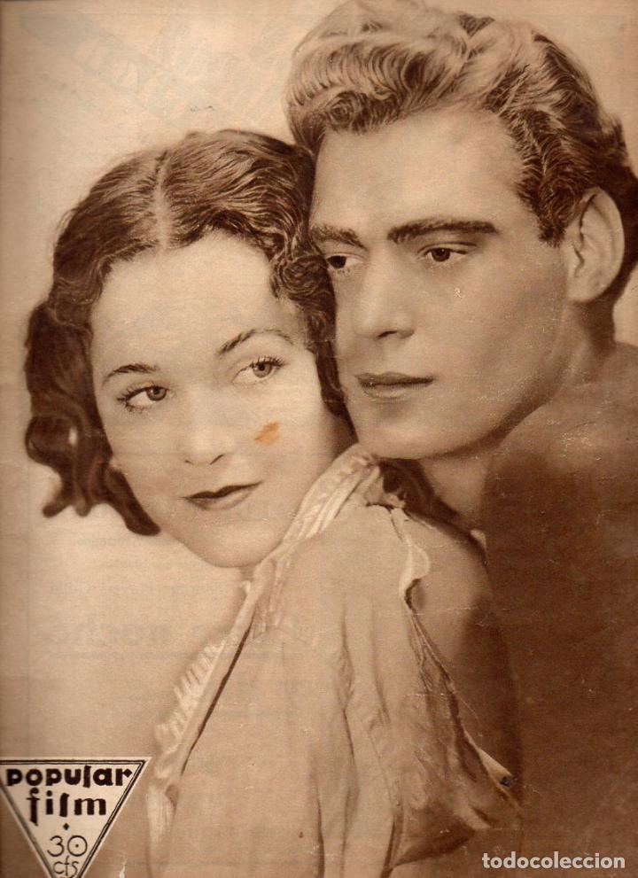 POPULAR FILM Nº 299 - 5 MAYO 1932 (Cine - Revistas - Popular film)