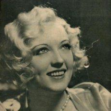 Cine: POPULAR FILM Nº 263 - 27 AGOSTO 1931. Lote 107739231
