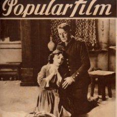 Cine: POPULAR FILM Nº 76 - 12 ENERO 1928. Lote 107739879