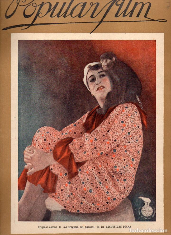 POPULAR FILM Nº 73 - 22 DICIEMBRE 1927 (Cine - Revistas - Popular film)