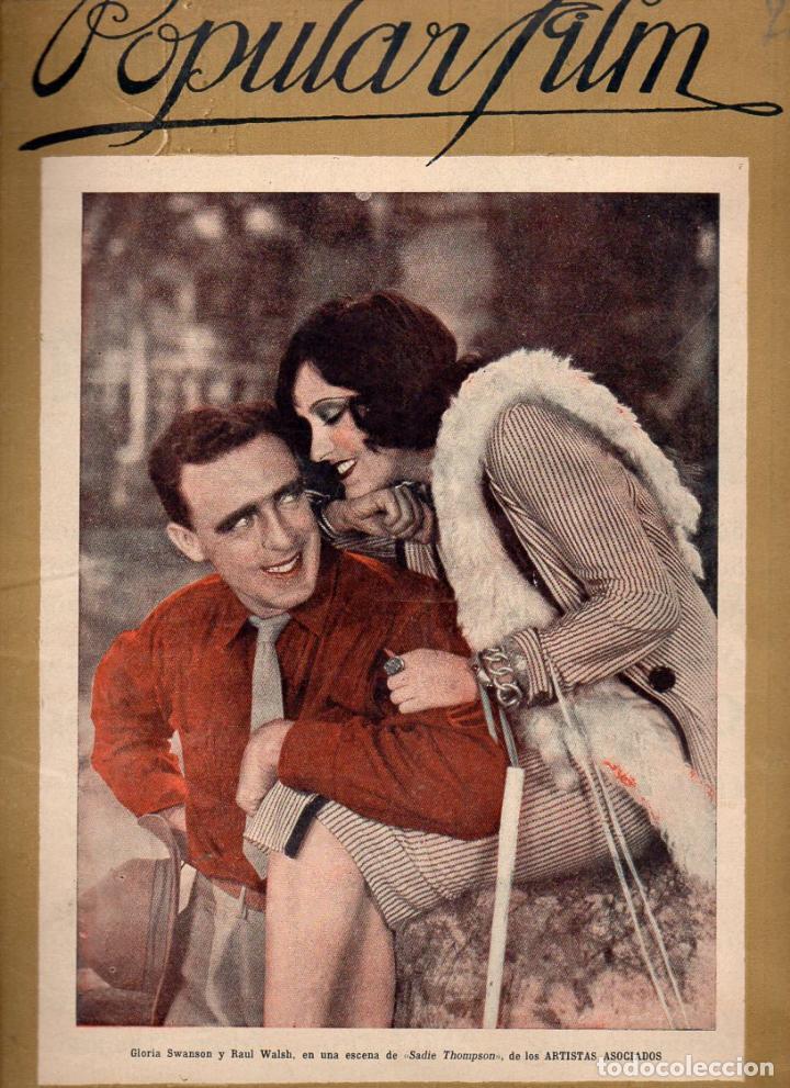 POPULAR FILM Nº 70 - 1 DICIEMBRE 1927 (Cine - Revistas - Popular film)