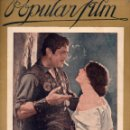 Cine: POPULAR FILM Nº 68 - 17 NOVIEMBRE 1927. Lote 107740419